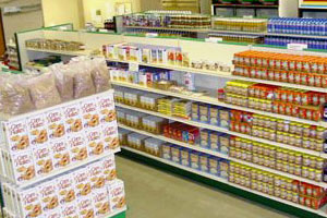 Horizons Unlimited - Division Of Indian Work Food Shelf