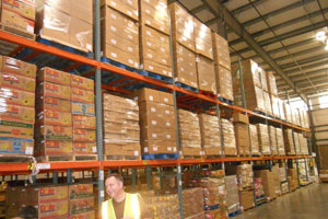 Kansas Foodbank Warehouse