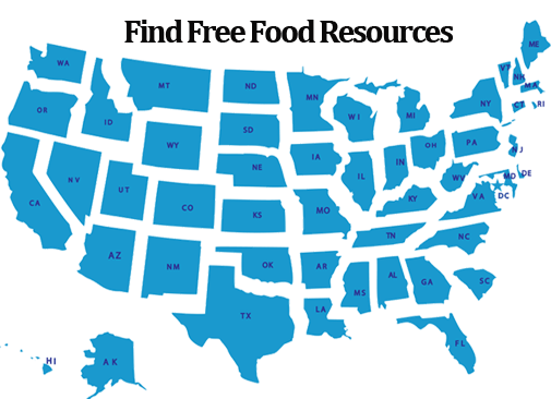 free food food pantries soup kitchens